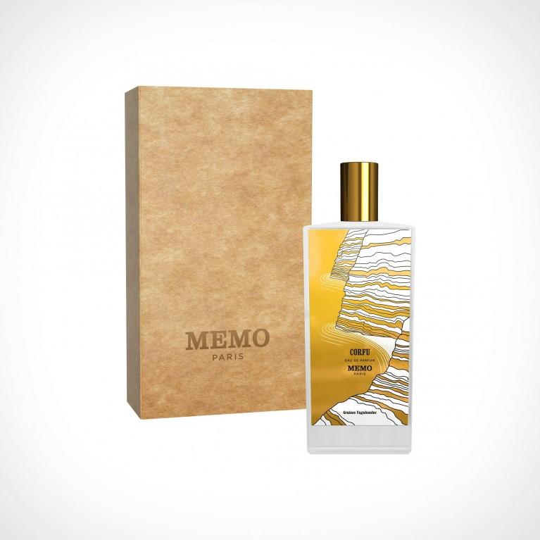 Memo Paris Corfu 2 | kvapusis vanduo (EDP) | 75 ml | Crème de la Crème