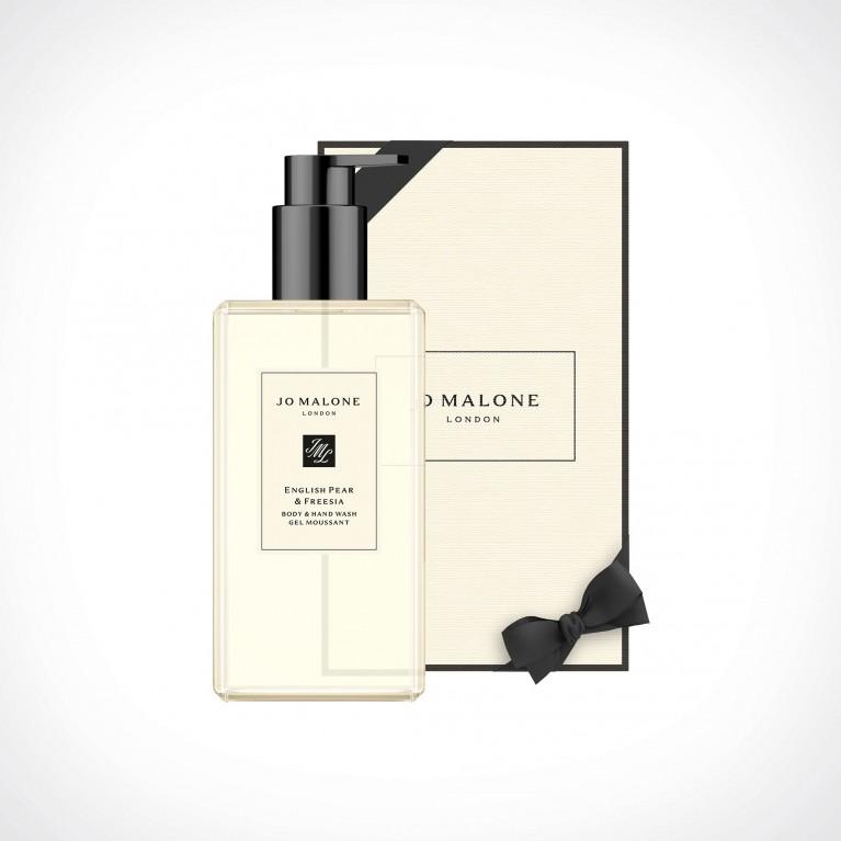 Jo Malone London English Pear & Freesia Limited Edition Body & Hand Wash 2   kūno ir rankų prausiklis   500 ml   Crème de la Crème