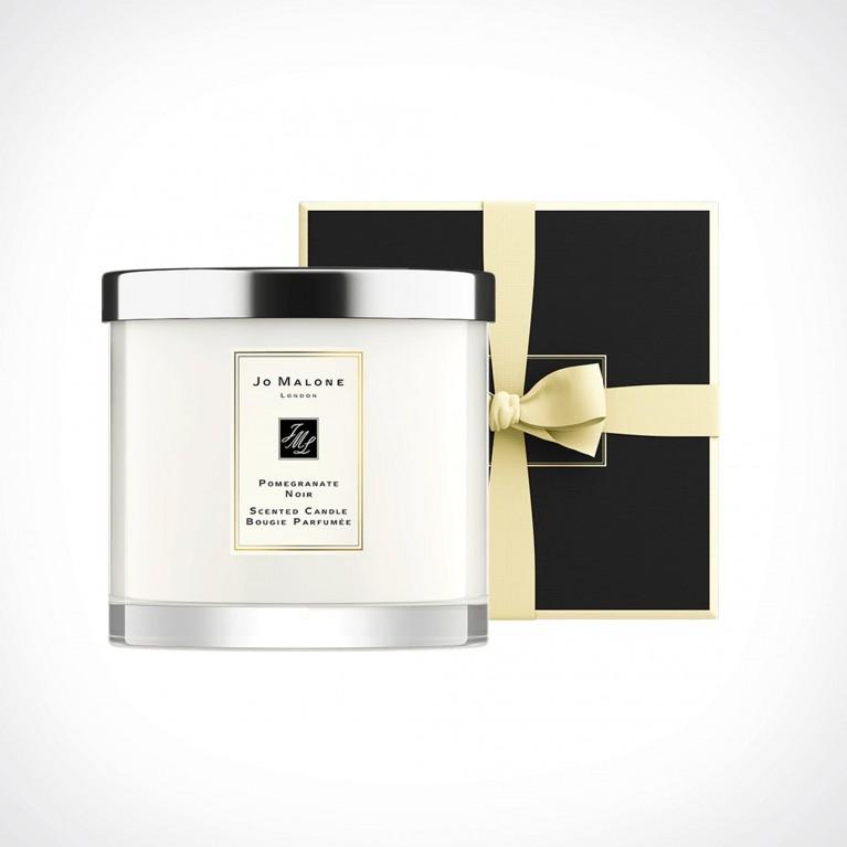 Jo Malone London Pomegranate Noir Deluxe Scented Candle 2   kvapioji žvakė   600 g   Crème de la Crème