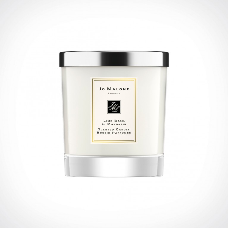Jo Malone London Lime Basil & Mandarin Home Scented Candle 1 | kvapioji žvakė | 200 g | Crème de la Crème
