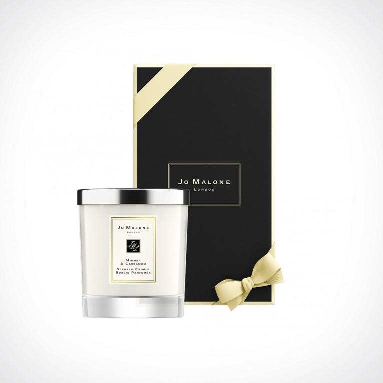 Jo Malone London Mimosa & Cardamom Home Scented Candle 2   kvapioji žvakė   200 g   Crème de la Crème