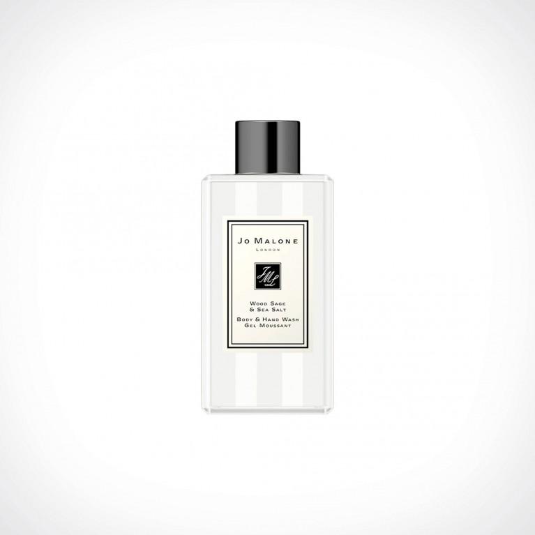 Jo Malone London Wood Sage & Sea Salt Body & Hand Wash 1   kūno ir rankų prausiklis   Crème de la Crème