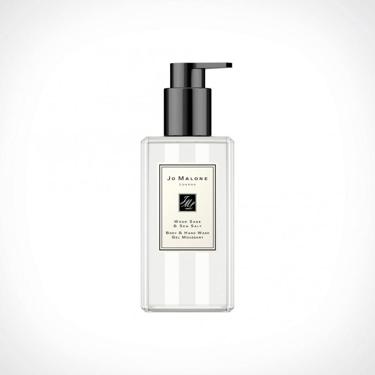 Jo Malone London Wood Sage & Sea Salt Body & Hand Wash 2   kūno ir rankų prausiklis   Crème de la Crème