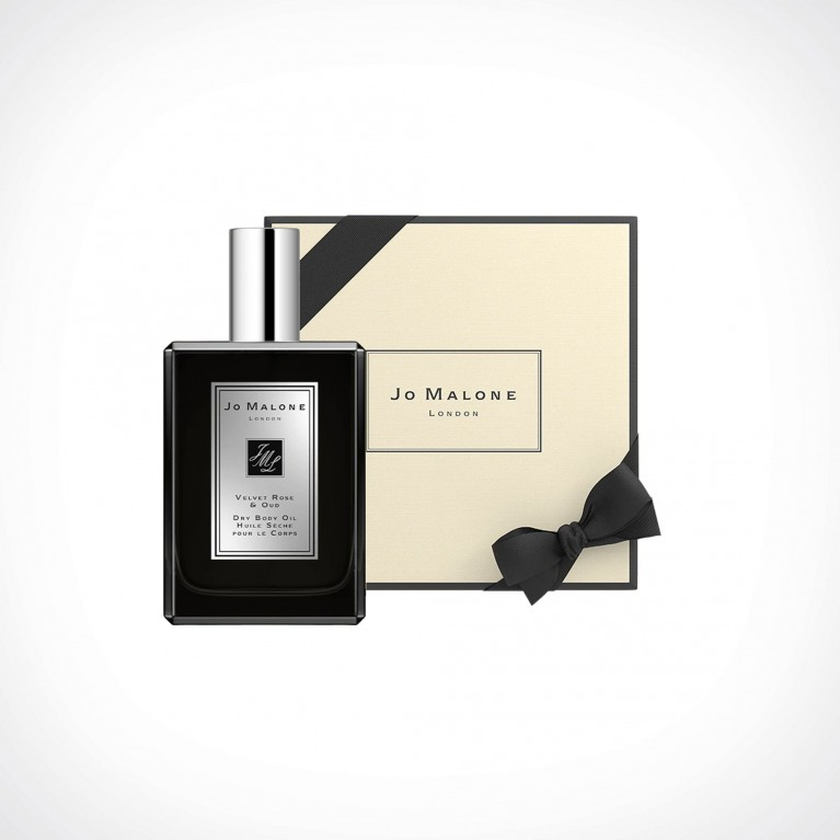 Jo Malone London Velvet Rose & Oud Dry Body Oil 2   kūno aliejus   100 ml   Crème de la Crème