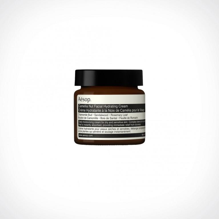 Aesop Camellia Nut Facial Hydrating Cream   60 ml   Crème de la Crème