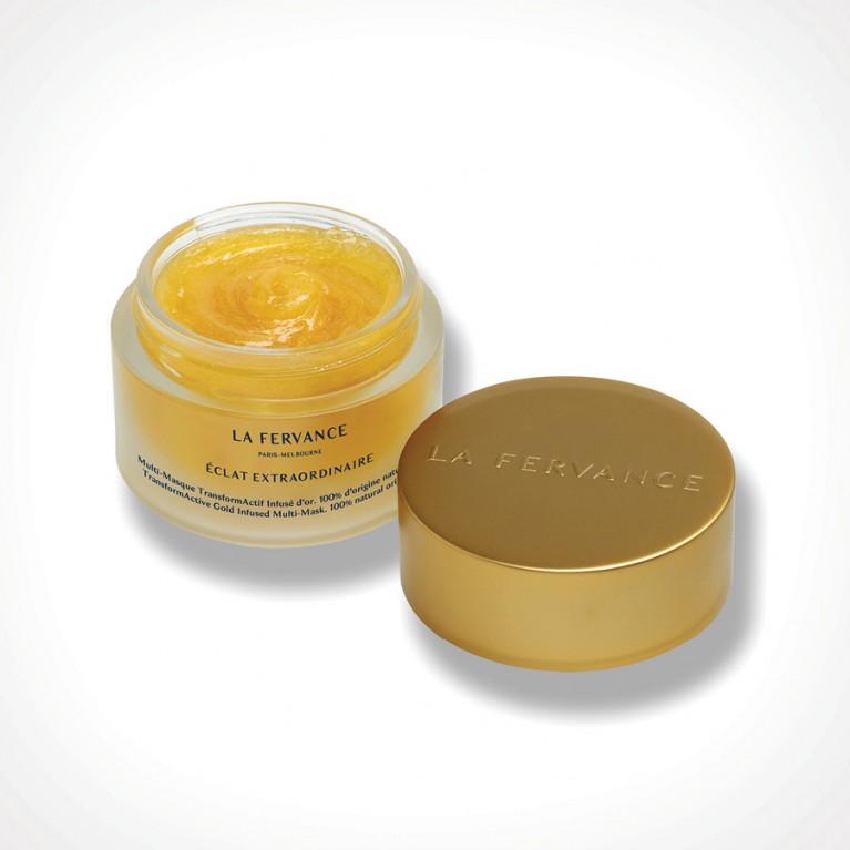 La Fervance Éclat Extraordinaire Multifunctional Facial Cream & Mask 3 | veido kaukė | 50 ml | Crème de la Crème