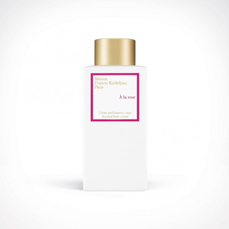 Maison Francis Kurkdjian À La Rose Body Cream 1   kūno kremas   250 ml   Crème de la Crème