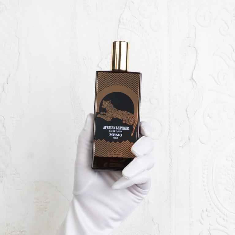 Memo Paris African Leather | kvapusis vanduo (EDP) | 75 ml | Crème de la Crème
