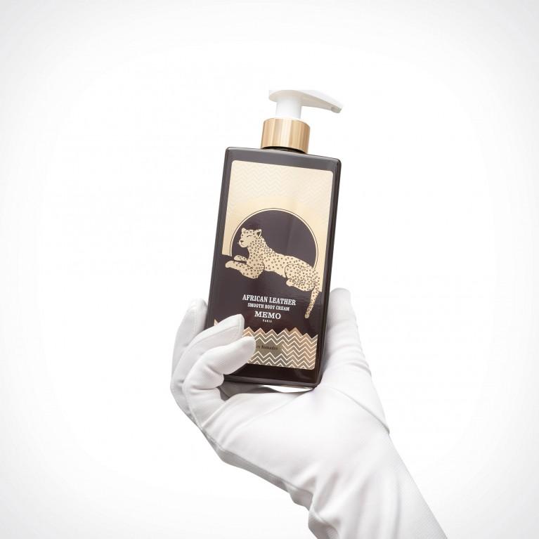 Memo Paris African Leather Body Cream | kūno kremas | 250 ml | Crème de la Crème