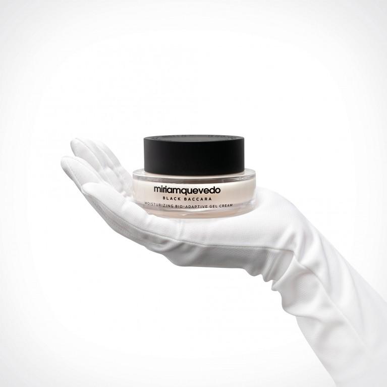 Miriam Quevedo Black Baccara Moisturizing Bio-Adaptive Gel Cream   60 ml   Crème de la Crème
