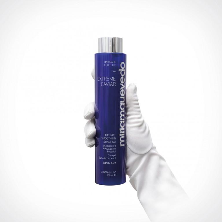Miriam Quevedo Extreme Caviar Imperial Smoothing Shampoo | plaukų šampūnas | 250 ml | Crème de la Crème
