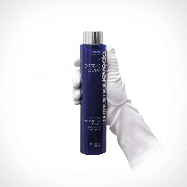 Miriam Quevedo Extreme Caviar Intensive Anti-Aging Luxe Masque | plaukų kaukė | 250 ml | Crème de la Crème