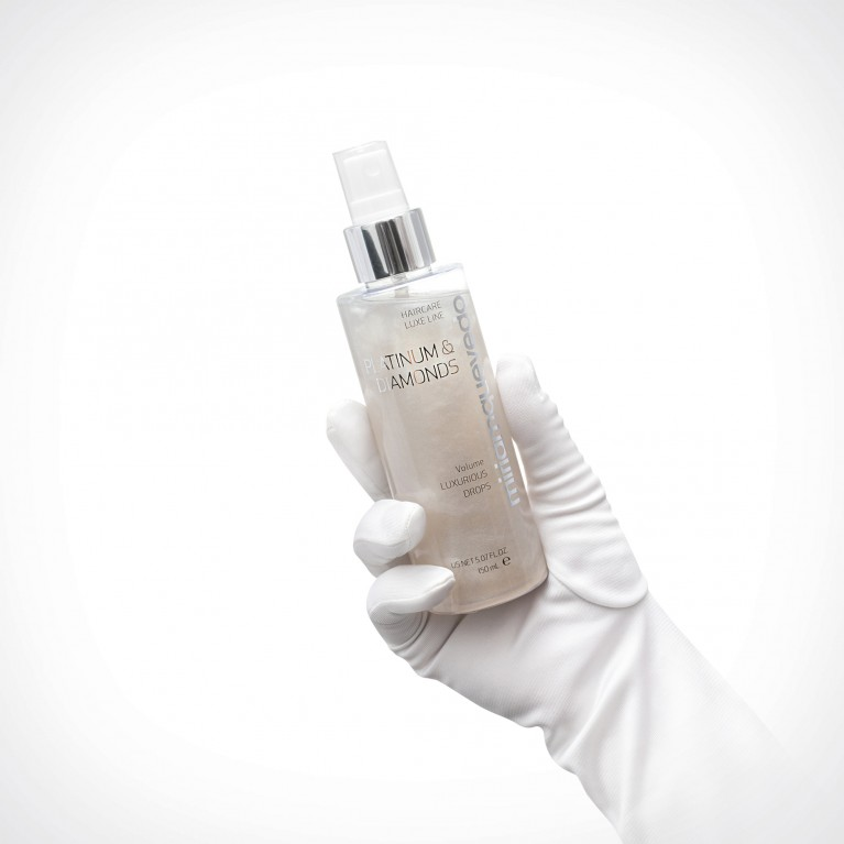 Miriam Quevedo Platinum & Diamonds Luxurious Drops | serumas | 150 ml | Crème de la Crème