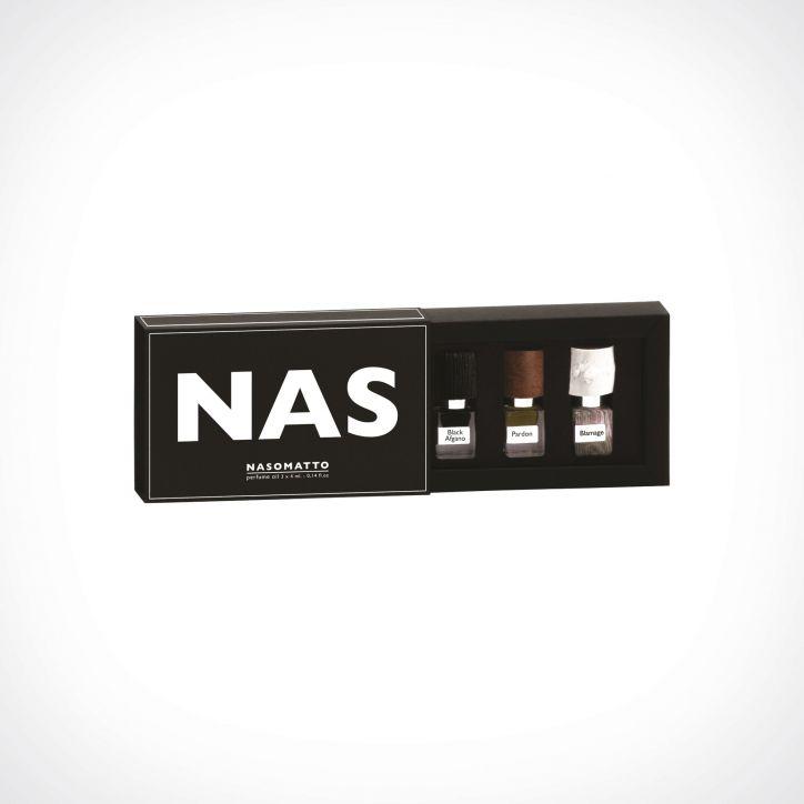 Nasomatto NAS Perfume Oil | kvepalų aliejus | 12 ml | Crème de la Crème
