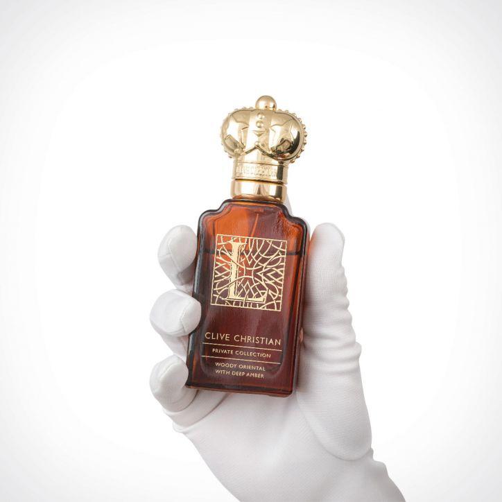 Clive Christian L Woody Oriental Masculine | kvepalų ekstraktas (Extrait) | 50 ml | Crème de la Crème