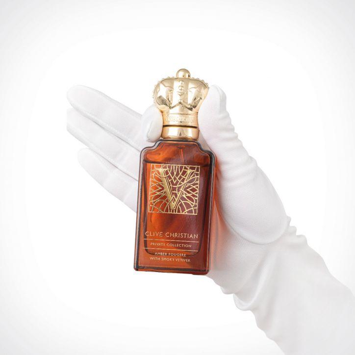 Clive Christian V Amber Fougere Masculine | kvepalų ekstraktas (Extrait) | 50 ml | Crème de la Crème