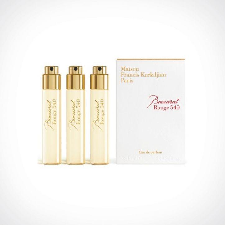 Maison Francis Kurkdjian Baccarat Rouge 540 Refills 1 | kelioninis rinkinys | Crème de la Crème