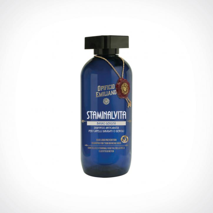 Opificio Emiliano Anti Hair Loss Shampoo for Weakened Hair | 333 ml | Crème de la Crème