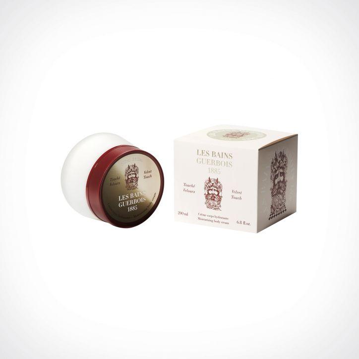 Les Bains Guerbois Velvet Touch Body Cream   kūno kremas   200 ml   Crème de la Crème