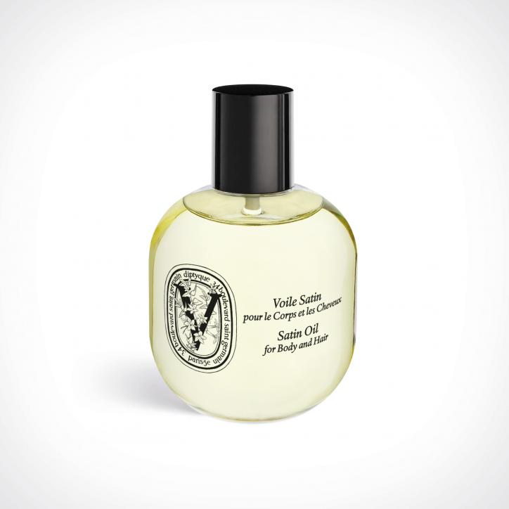 diptyque Satin Oil For Body And Hair 1 | plaukų ir kūno aliejus | 100 ml | Crème de la Crème