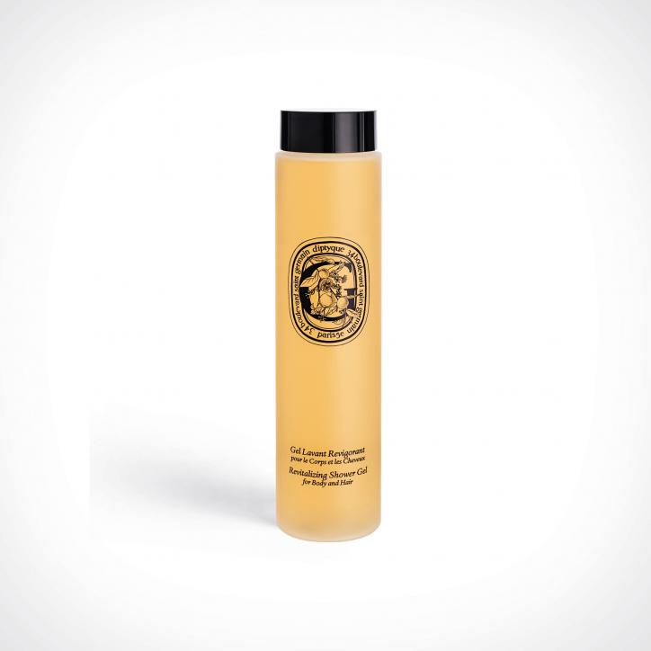 diptyque Revitalizing Shower Gel For Body And Hair 1 | plaukų ir kūno dušo gelis | 200 ml | Crème de la Crème