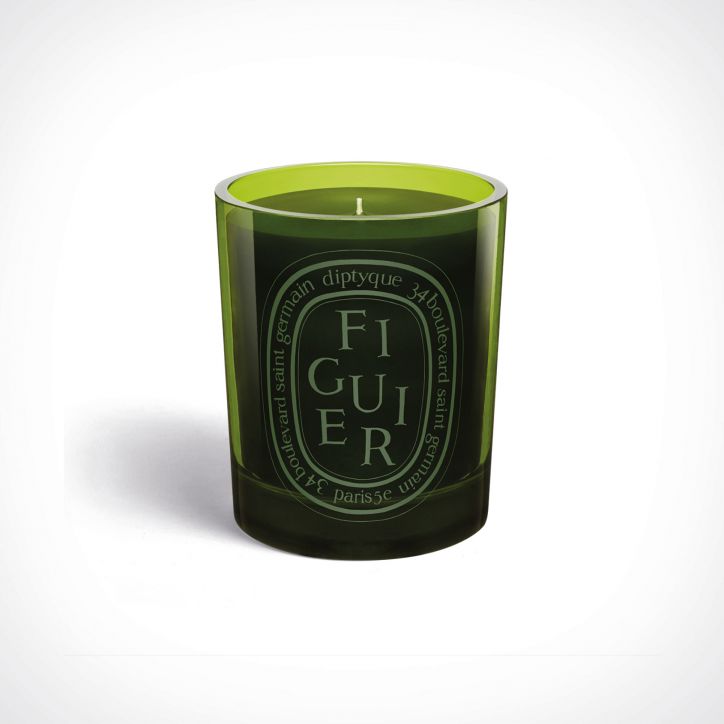 diptyque Figuier Scented Candle 1 | kvapioji žvakė | Crème de la Crème