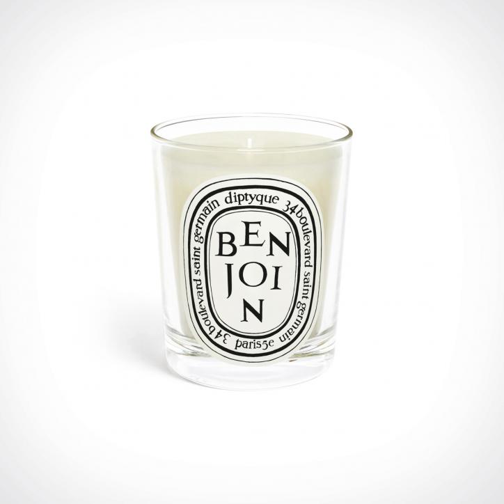 diptyque Benjoin Scented Candle | 190 g | Crème de la Crème