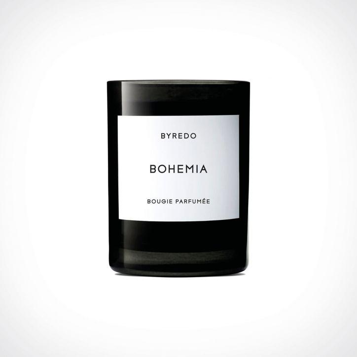 Byredo Bohemia Candle | kvapioji žvakė | Crème de la Crème
