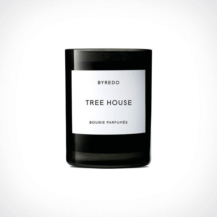 Byredo Tree House Candle   kvapioji žvakė   240 g   Crème de la Crème