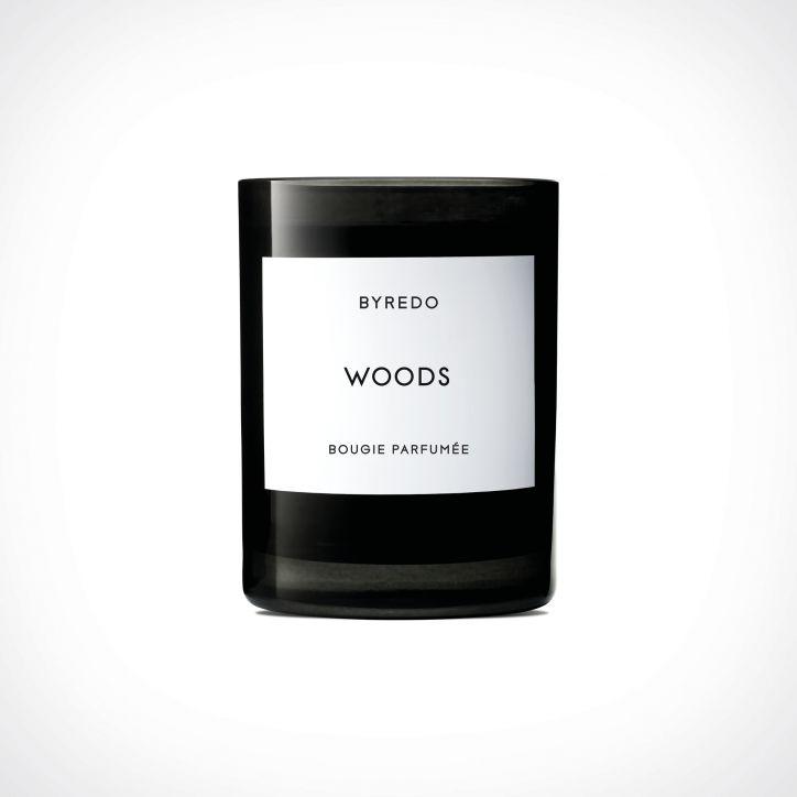 Byredo Woods Candle   240 g   Crème de la Crème