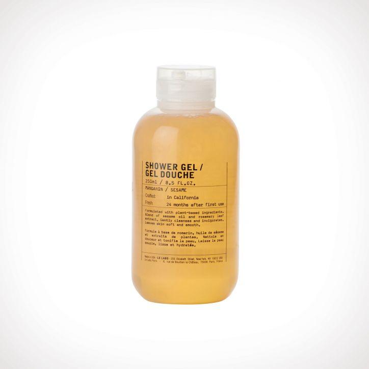 Le Labo Mandarin/Sesame Shower Gel | dušo želė | 250 ml | Crème de la Crème