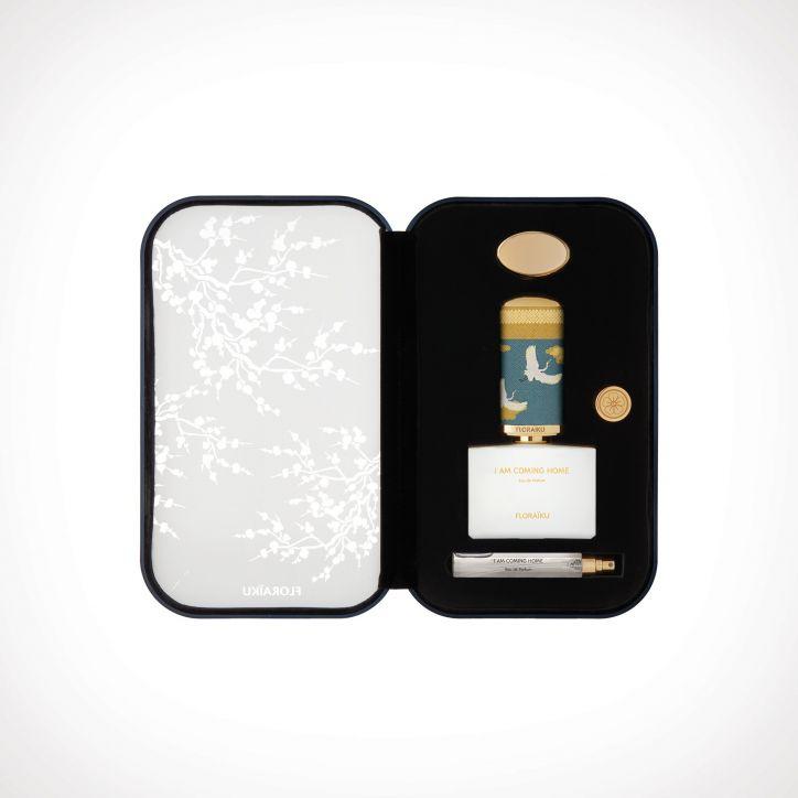 Floraïku I Am Coming Home 4 | kvapusis vanduo (EDP) | 50 ml + 10 ml | Crème de la Crème