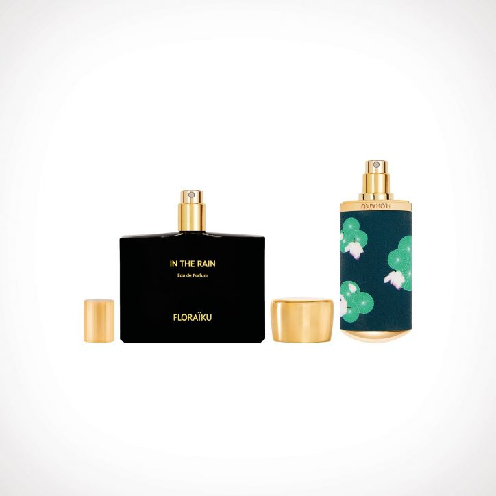 Floraïku In The Rain 3 | kvapusis vanduo (EDP) | 50 ml + 10 ml | Crème de la Crème