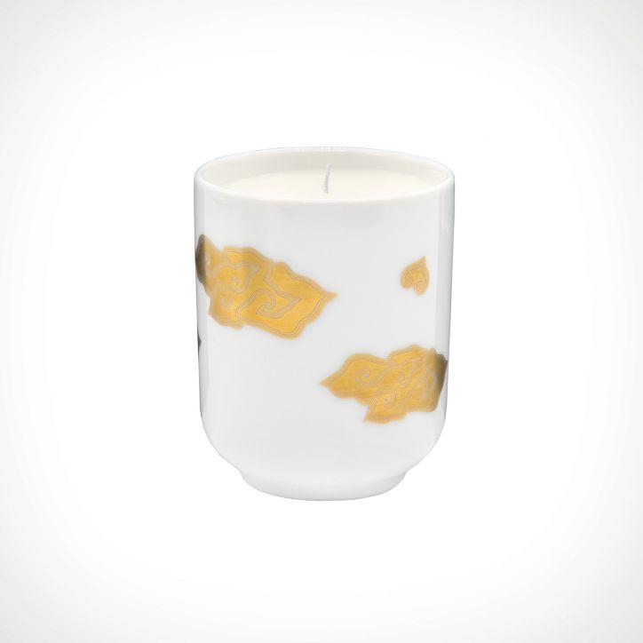 Floraïku Lily Of The Valley Scented Candle Tea Cup 1   kvapioji žvakė   130 g   Crème de la Crème