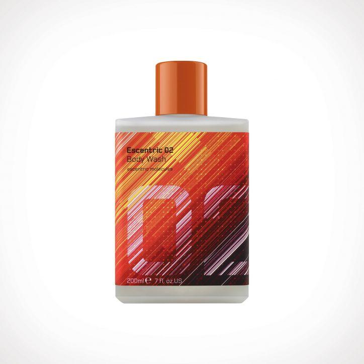 Escentric Molecules Escentric 02 Body Wash | kūno prausiklis | 200 ml | Crème de la Crème