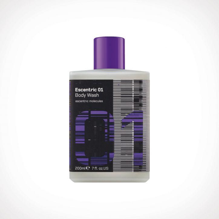 Escentric Molecules Escentric 01 Body Wash | kūno prausiklis | 200 ml | Crème de la Crème