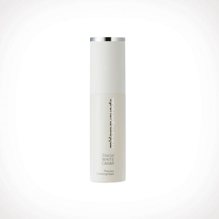 Miriam Quevedo Glacial White Precious Cleansing Foam   veido prausiklis   150 ml   Crème de la Crème