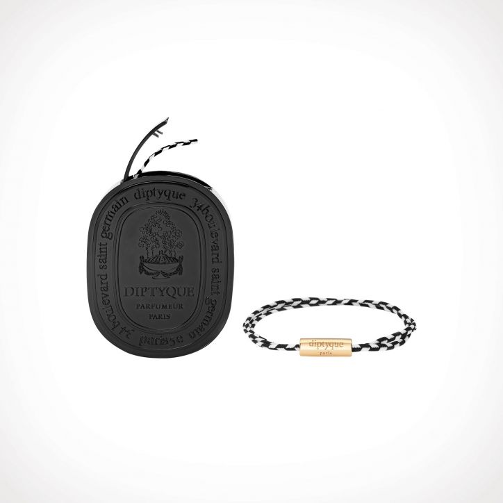 diptyque Eau Capitale Perfumed Bracelet | aksesuarai | - | Crème de la Crème