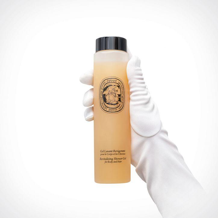 diptyque Revitalizing Shower Gel For Body And Hair 2 | plaukų ir kūno dušo gelis | 200 ml | Crème de la Crème