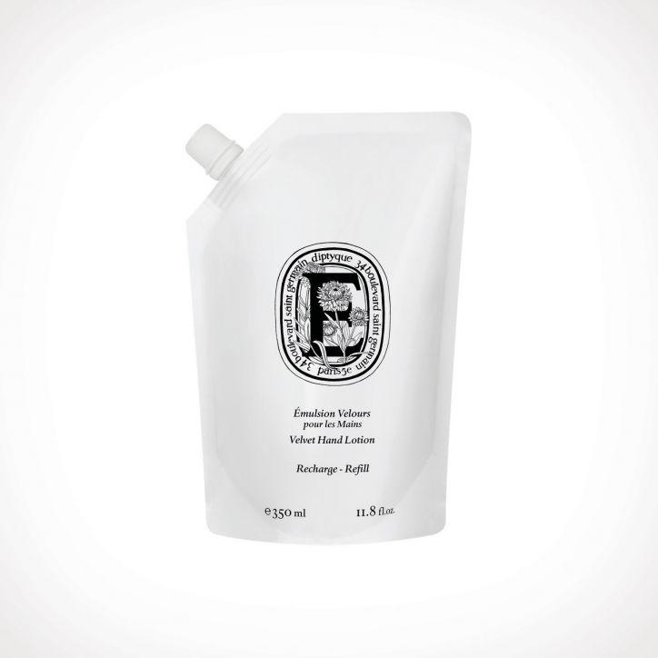 diptyque Refill - Velvet Hand Lotion | rankų losjonas | 350 ml | Crème de la Crème