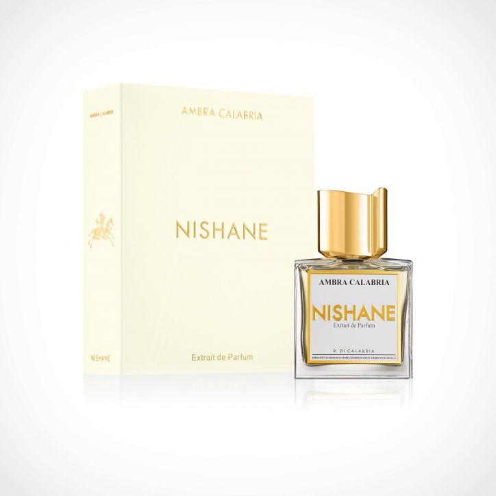 NISHANE Ambra Calabria 4 | kvepalų ekstraktas (Extrait) | 50 ml | Crème de la Crème