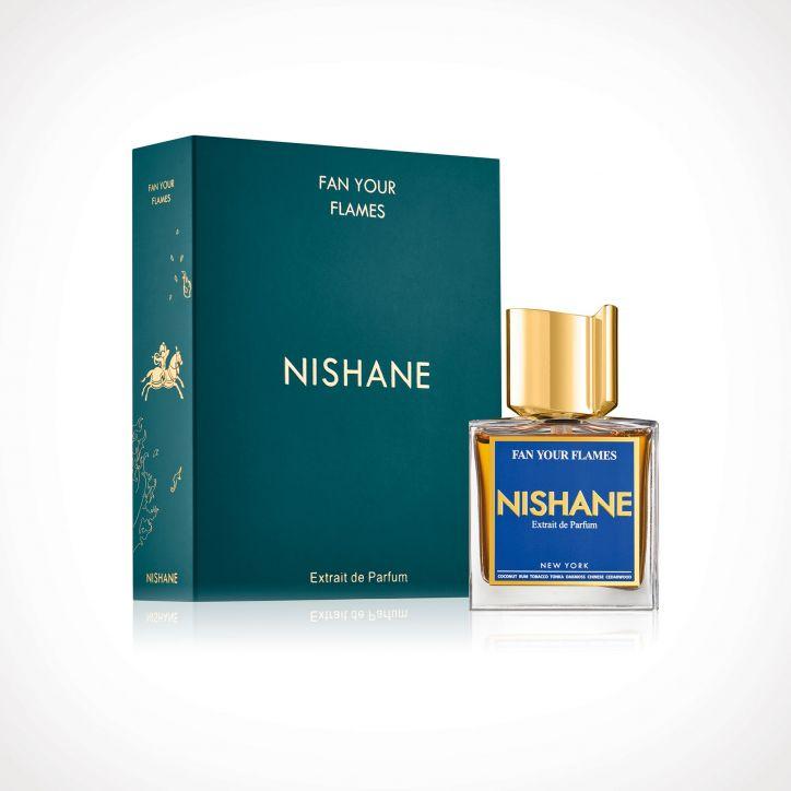NISHANE Fan Your Flames 4 | kvepalų ekstraktas (Extrait) | 50 ml | Crème de la Crème