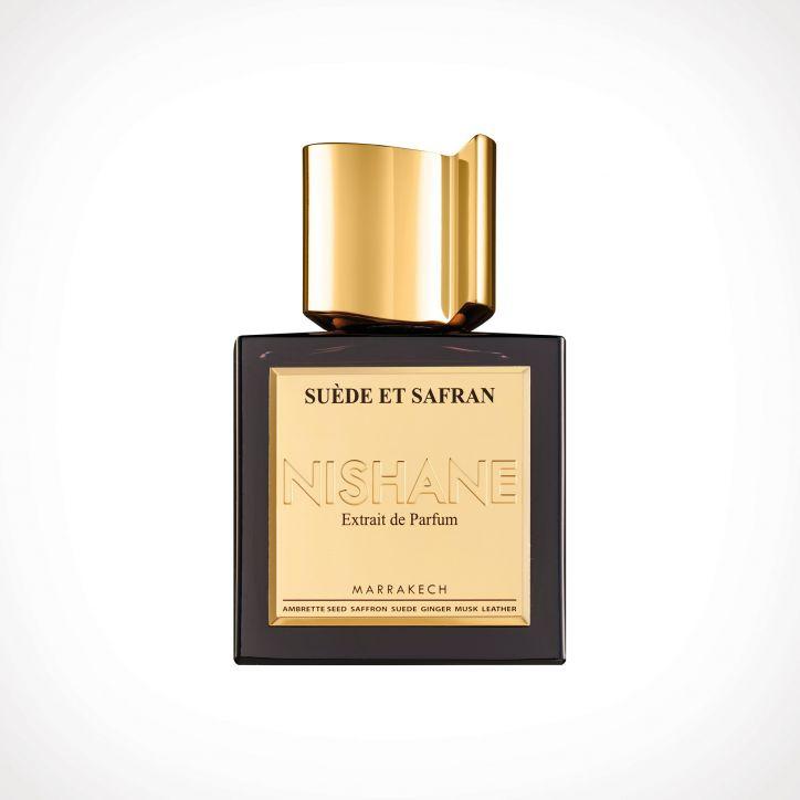 NISHANE Suede et Safran 1 | kvepalų ekstraktas (Extrait) | 50 ml | Crème de la Crème