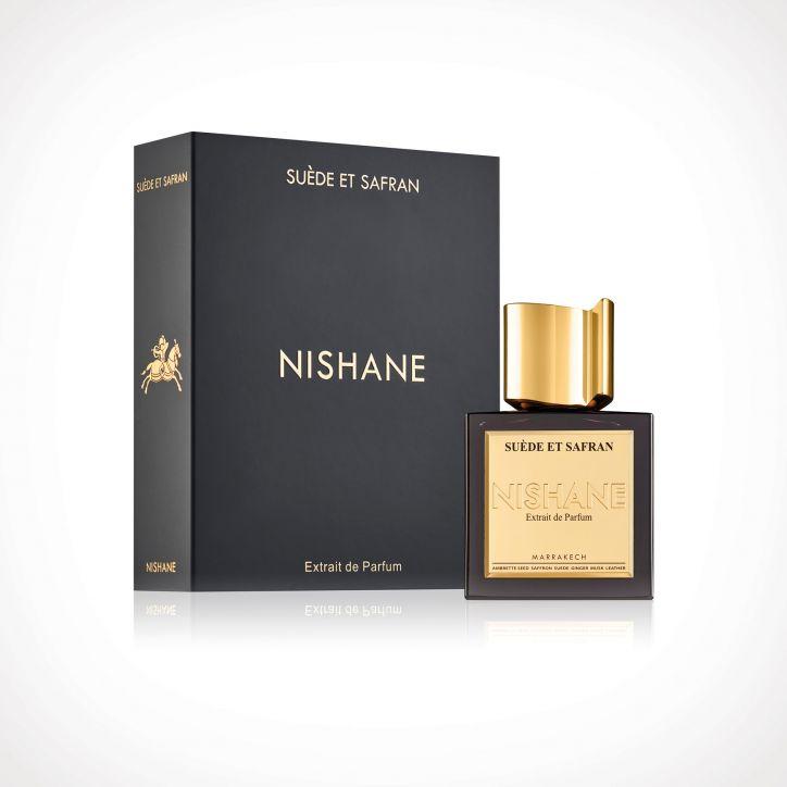 NISHANE Suede et Safran 4 | kvepalų ekstraktas (Extrait) | 50 ml | Crème de la Crème