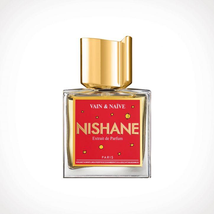 NISHANE Vain & Naïve 1 | kvepalų ekstraktas (Extrait) | 50 ml | Crème de la Crème