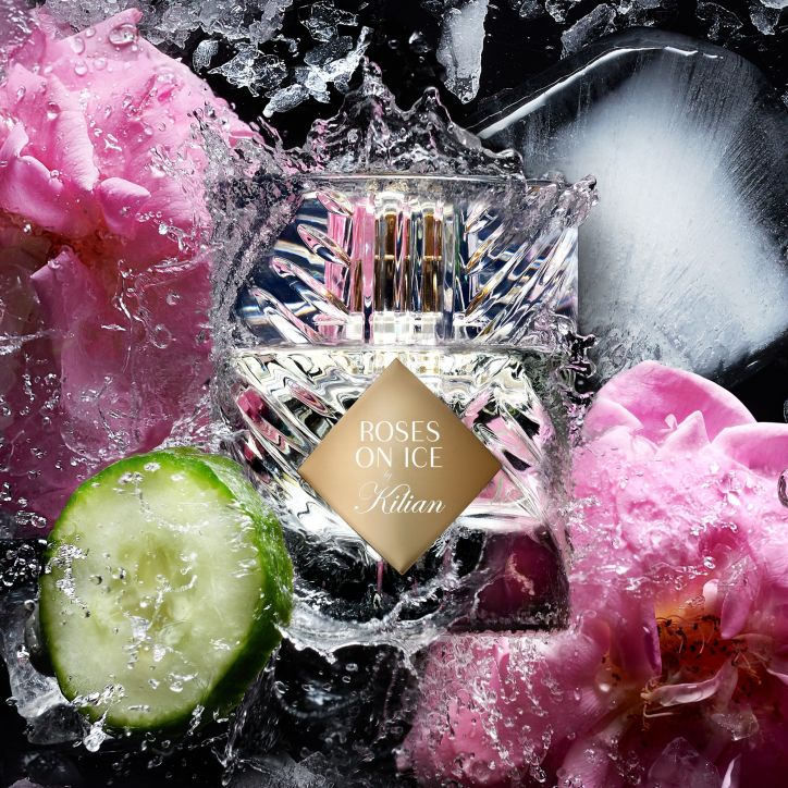 By Kilian Roses on Ice 3 | kvapusis vanduo (EDP) | 50 ml | Crème de la Crème