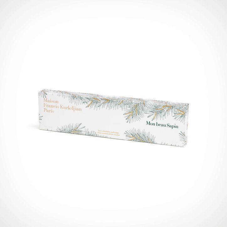Maison Francis Kurkdjian Mon beau Sapin Scented Candlesticks 2 | 3 x 84 g | Crème de la Crème