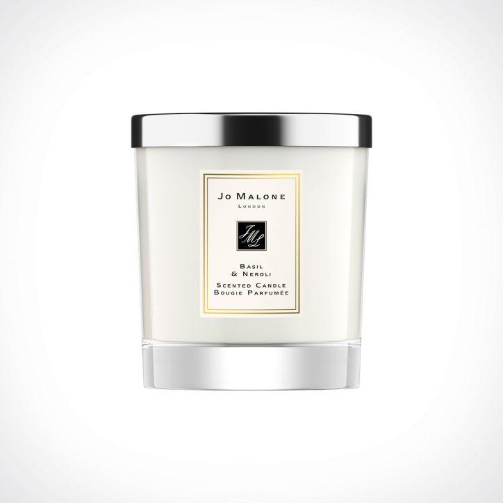 Jo Malone London Basil & Neroli Home Candle | kvapioji žvakė | 200 g | Crème de la Crème