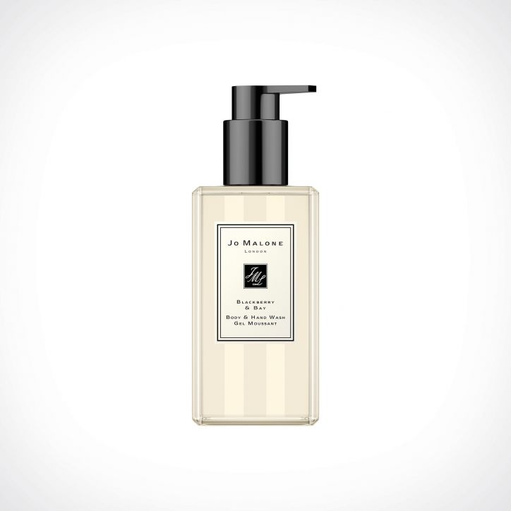Jo Malone London Blackberry & Bay Body & Hand Wash | kūno ir rankų prausiklis | 250 ml | Crème de la Crème
