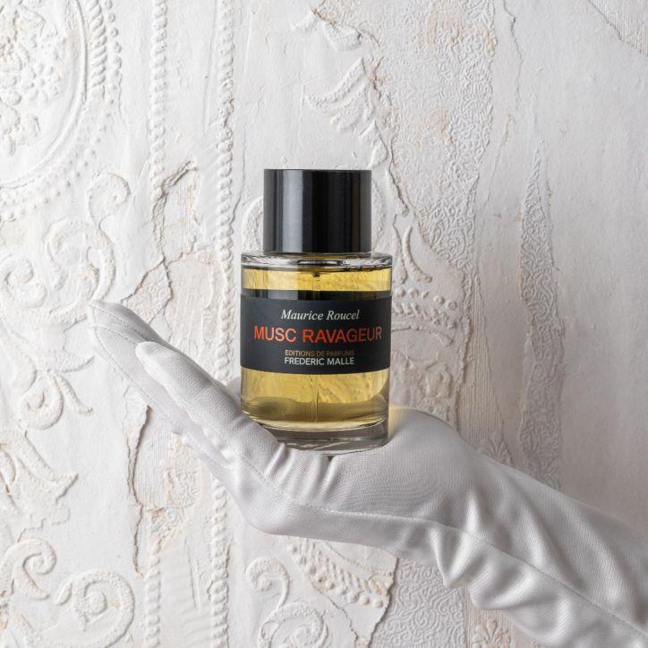 Editions de Parfums Frédéric Malle Musc Ravageur 1 | kvapusis vanduo (EDP) | Crème de la Crème